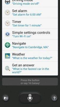 Aplikace S Voice