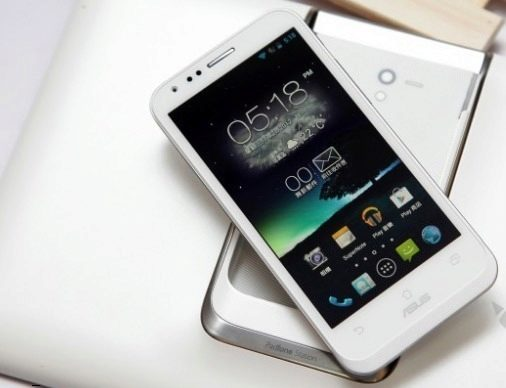White-Color-Asus-Padfone-2