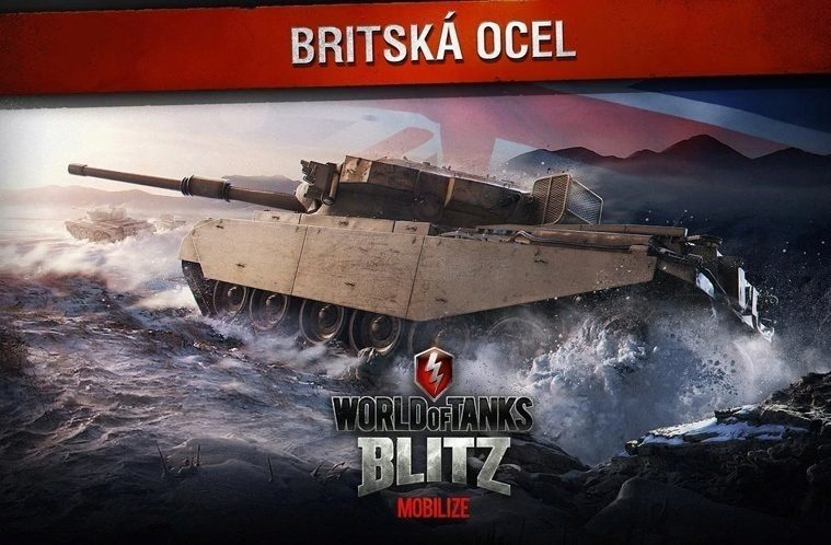 world of tanks blitz nahled