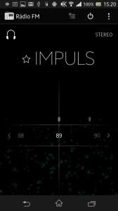Aplikace přichází s neotřelým designem