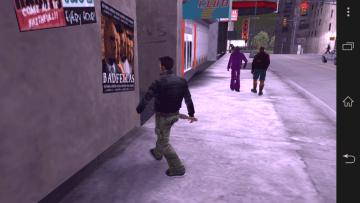 Jedno z míst, kde v GTA došlo k zamrznutí