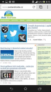 Zobrazení běžné verze webu
