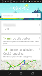 Asistent Google Now