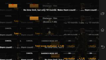 V průběhu hraní Arma 2: Firing Range se rozpadla grafika