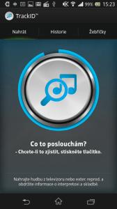 Aplikace Track ID vám řekne, jakou písničku posloucháte