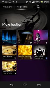 Různé pohledy na hudební sbírku
