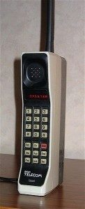 Mobilní telefon DynaTAC8000x