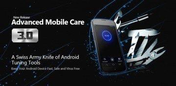 Advanced Mobile Care chce být švýcarským nožem pro váš Android