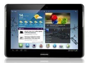 Galaxy TAB 2 10.1 - současný model