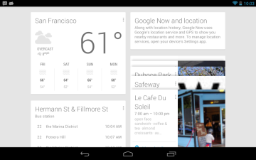 Asistent Google Now