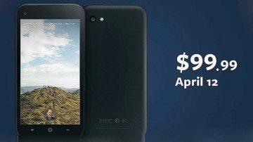 Americký operátor AT&T nabídne HTC First za lákavou cenu 99 USD