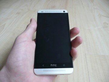 HTC přední stranou rozhodně zaujme