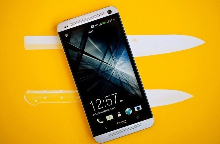 htc one nahled