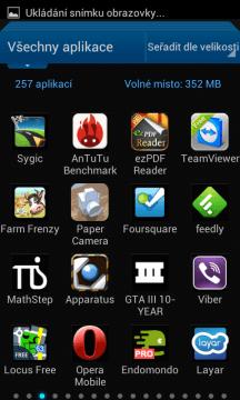 Správce aplikací