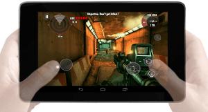 Díky Tegře se dají hrát na Nexusu téměř všechny hry