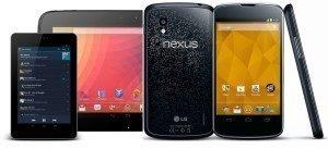 Nexusy 4, 7 a 10 Android 5.0 určitě dostanou