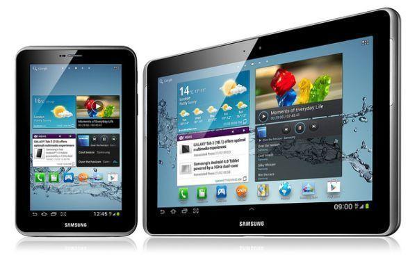 Plán tabletů od Samsungu pro rok 2013