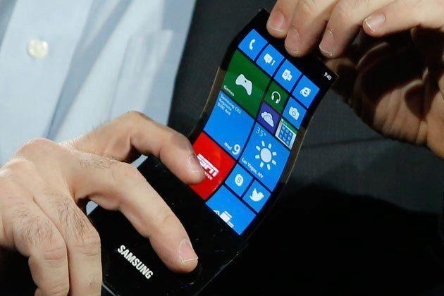 Ohebné displeje Samsung opět odloženy