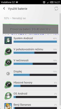 Xiaomi Mi2 baterie