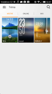 Xiaomi témata
