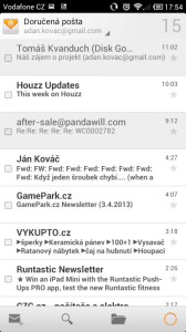 email Xiaomi Mi2