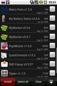 AppControl: správa aplikací