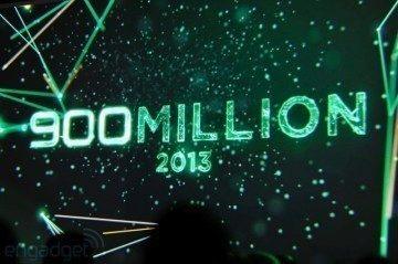 900 milionů zařízení s Androidem