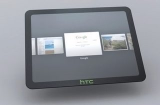 HTC-Tablet