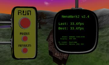 Výsledek v benchmarku NenaMark 2