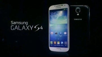 samsung galaxy s4 black white