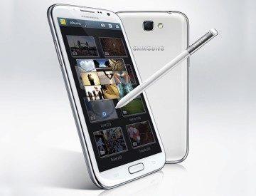 Asi nejreálnější představa, jak by mohl vypadat Galaxy Note III