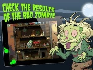 crazy bills zombie stars hotel android game 2
