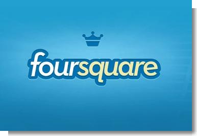 Foursquare – Aplikace pro Android ve službě Google Play