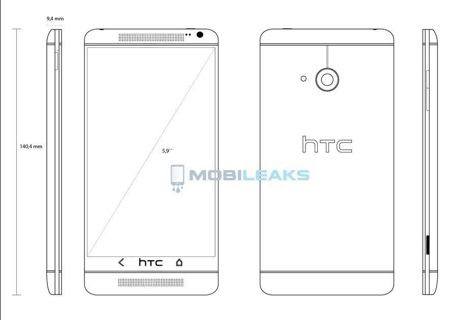HTC-One-Max-T6-Blueprints