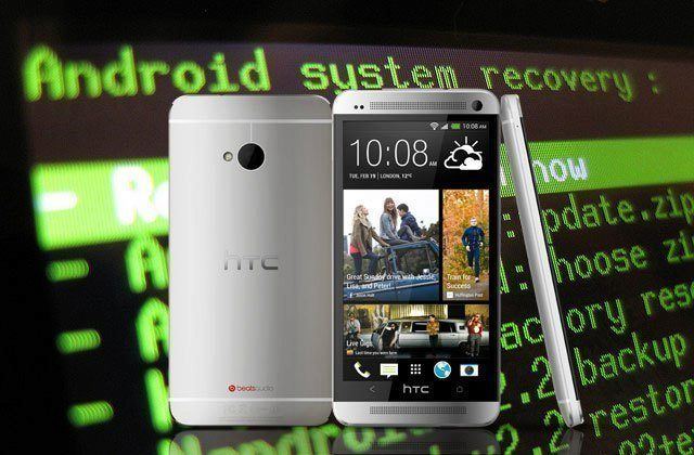Jak na root telefonu HTC One