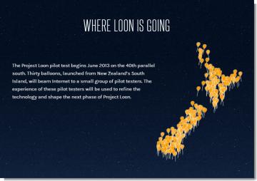 New Zealand pilot test – Project Loon – Google