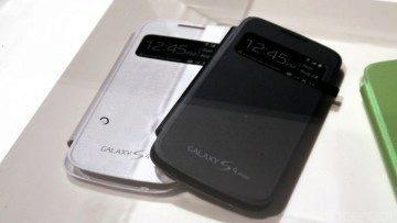 Oficiální kryty na Samsung Galaxy S4 Mini