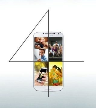 Samsung GALAXY S4 Android RoadShow2013