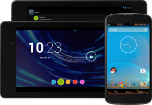 Android 4.3 je minoritní aktualizací