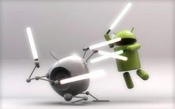 V Evropě Android vyhrává na celé čáře