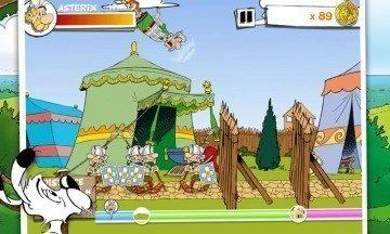 asterix megapung