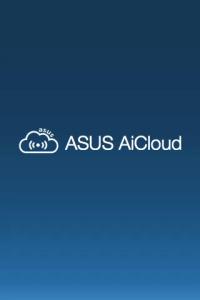 ASUS AiCloud: přihlášení