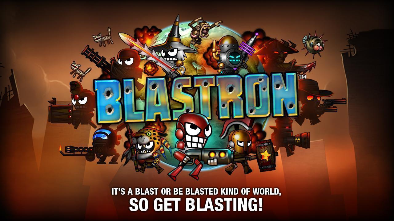blastron main