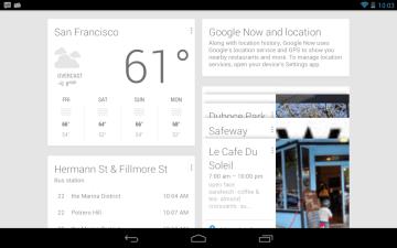 V USA Google Now nabízí více informací než v Evropě