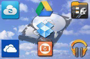SvětAndroida doporučuje: 7x cloudové disky