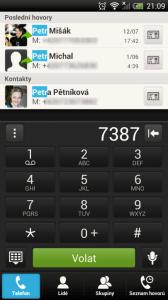 HTC-dialer