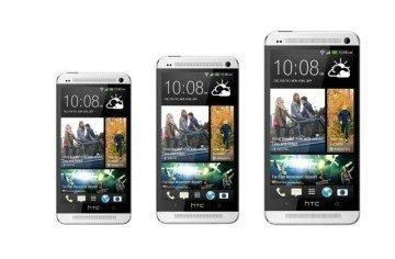Fiktivní srovnání HTC One mini, HTC One a HTC One Max