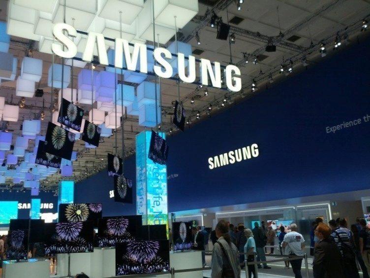 Prezentace Samsungu na IFA 2012