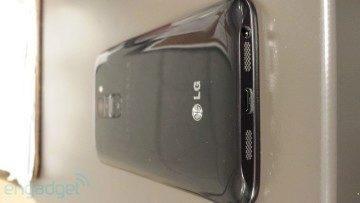 Údajný snímek LG Optimus G2