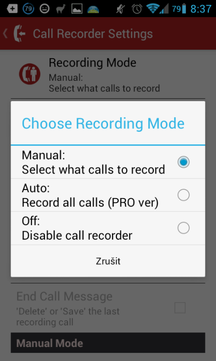 Boldbeast Android Call Recorder